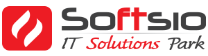Softsio IT Solutions Park Logo