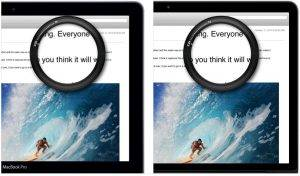 How to use Retina Image in Website ?